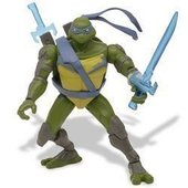 Teenage Mutant Ninja Turtles - Fast Forward Basic Figure - Leonardo