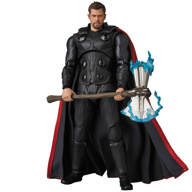 Avengers Infinity War: Thor - MAFEX Action Figure