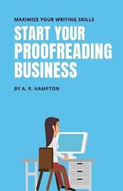 Start Your Proofreading Business by A R Hampton image