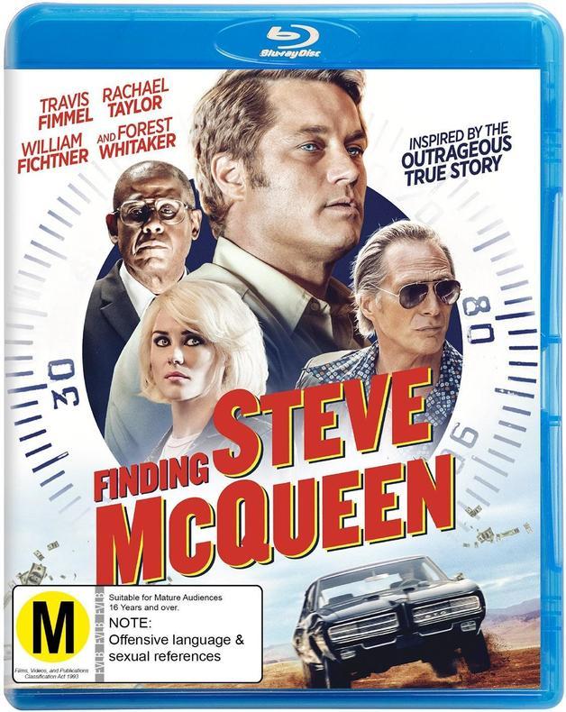 Finding Steve Mcqueen on Blu-ray