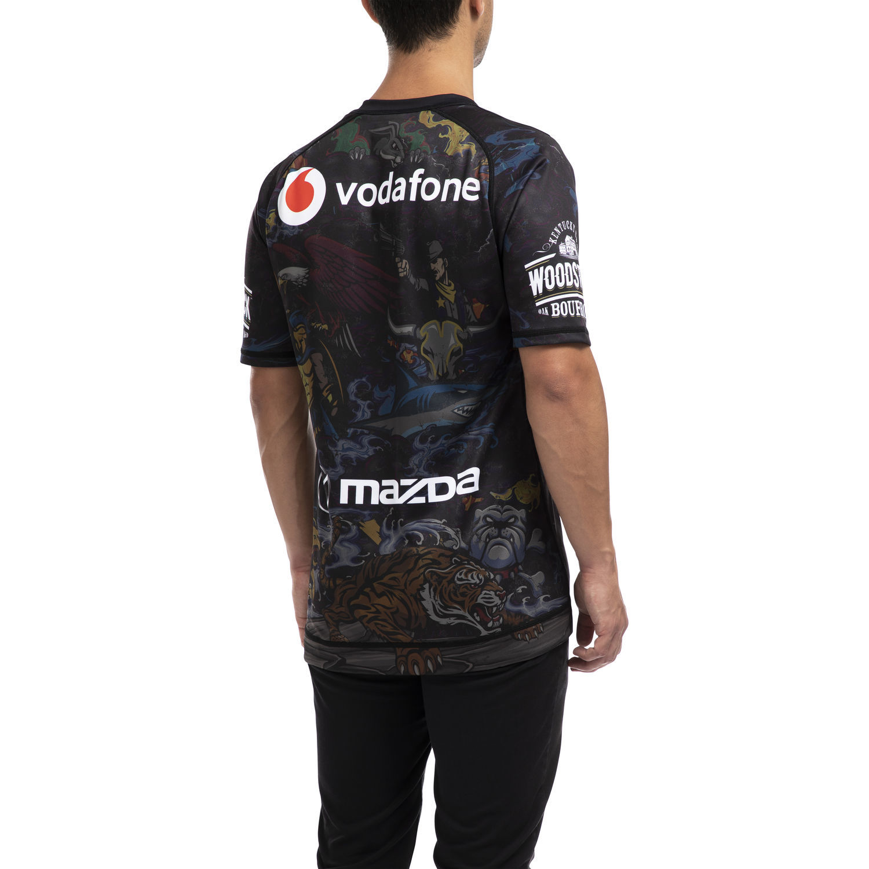 Vodafone Warriors Nines Jersey (4XL) image