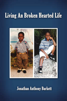 Living An Broken Hearted Life by Jonathan Anthony Burkett image