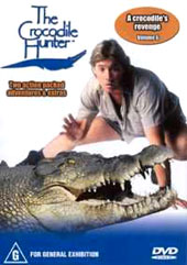 Crocodile Hunter - Vol 6 on DVD