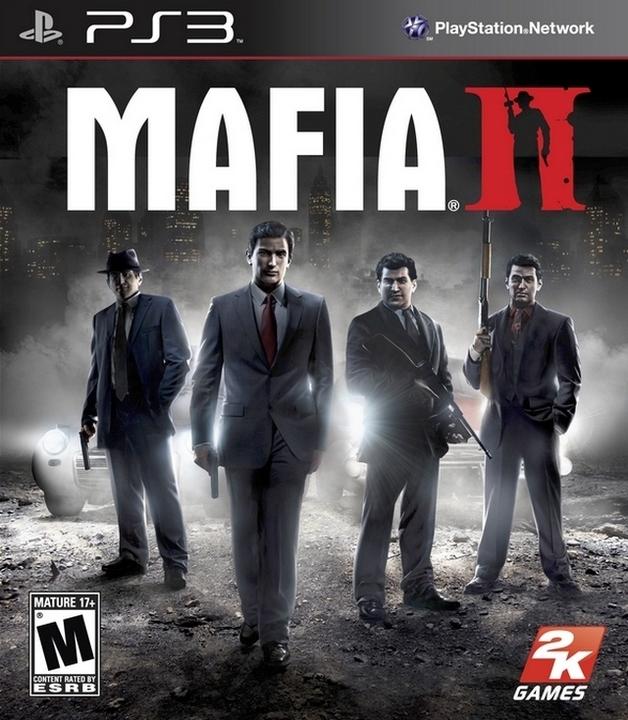 Mafia II for PS3