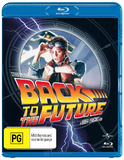 Back to the Future on Blu-ray