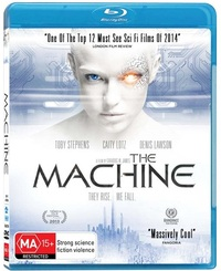 The Machine on Blu-ray