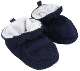 Hi-Hop Cord Slippers (18-24 Months) - Navy