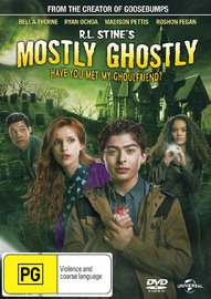 R.L. Stine's Mostly Ghostly: Have You Met My Ghoulfriend? on DVD