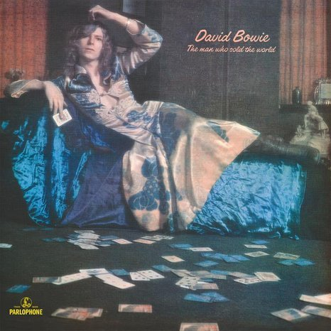 The Man Who Sold The World (LP) by David Bowie