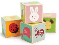 Le Toy Van: Petilou - Little Leaf Blocks