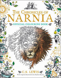 The Chronicles of Narnia Colouring Book by C.S Lewis
