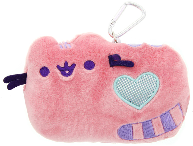 Pusheen: ID Holder Wallet Case - Pastel Pink