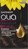 Garnier Olia Permanent Hair Colour - 4.0 Dark Brown