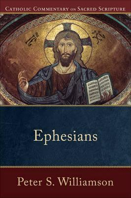 Ephesians by Peter S. Williamson image