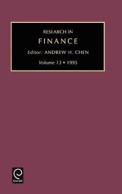 Research in Finance image