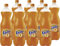 Fanta Soft Drink Orange (1.5l X 8)