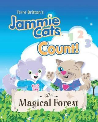 Terre Britton's Jammie Cats Count! by Terre Britton image