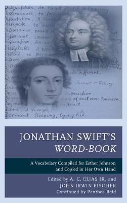 Jonathan Swift's Word-Book image