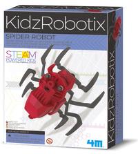 4M Spider Robot Kit