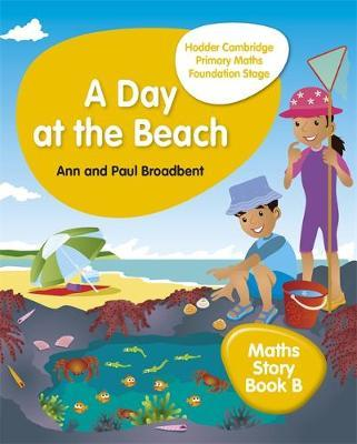 Hodder Cambridge Primary Maths Story Book B Foundation Stage by Paul Broadbent image