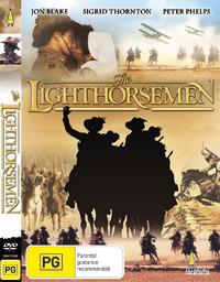 The Lighthorsemen on DVD