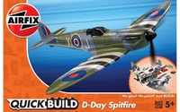 Airfix: Quickbuild D-Day Spitfire
