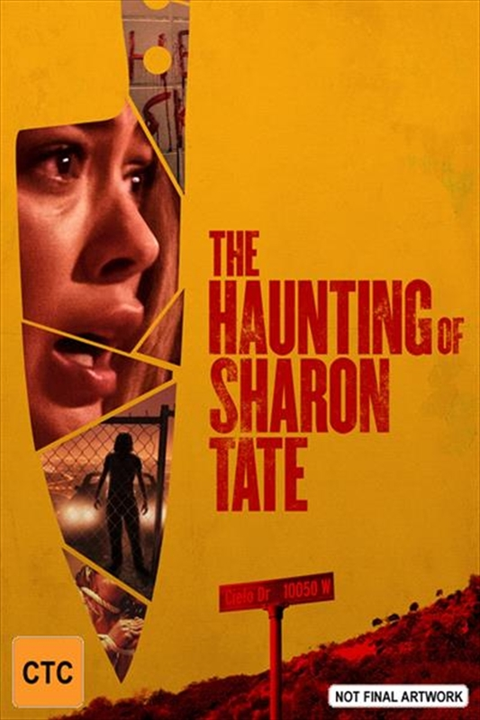The Haunting Of Sharon Tate on DVD