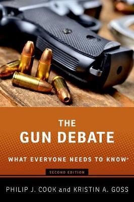 The Gun Debate by Kristin A. Goss