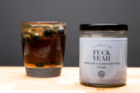 Whiskey River Co: F**k Yeah Candle