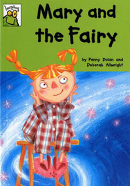 Mary and the Fairy by Penny Dolan image