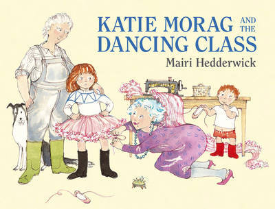Katie Morag and the Dancing Class by Mairi Hedderwick image