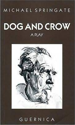 Dog and Crow by Michael Springate
