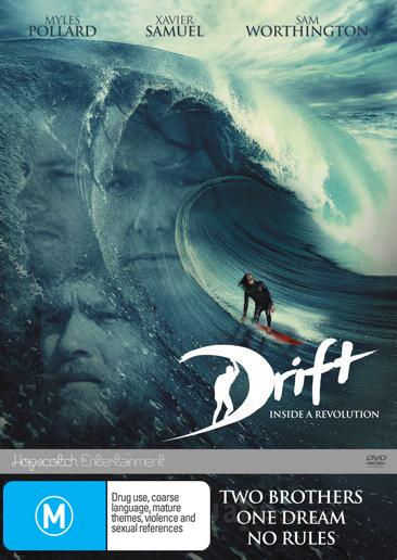 Drift on DVD image