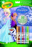 Crayola: Colouring & Activity Pads Frozen
