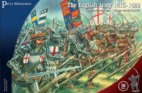 English Army 1415-1429
