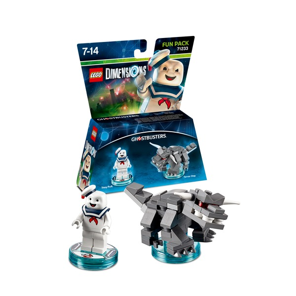 LEGO Dimensions Fun Pack - Stay Puft (All Formats) for