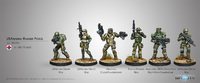 Infinity: Ariadna - USAriadna Ranger Force (Ariadna Sectorial Starter Pack)
