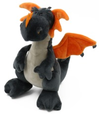Nici: Grey Dragon Plush - 25cm
