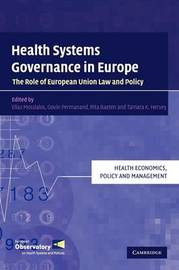 Health Systems Governance in Europe image