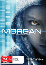 Morgan DVD