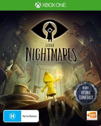 Little Nightmares Day One Edition for Xbox One