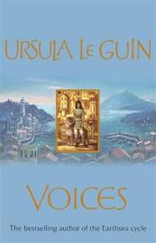 Voices (Annals of the Western Shore #2) by Ursula K. Le Guin