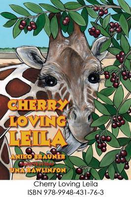 Cherry Loving Leila by Aniko Brauner