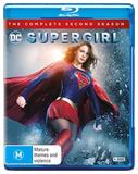 Supergirl - Season 2 on Blu-ray