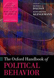 The Oxford Handbook of Political Behavior image