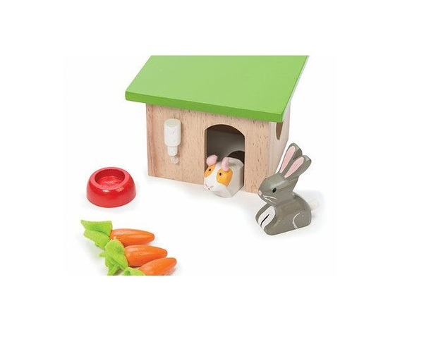 Le Toy Van: Bunny and Guinea Pig