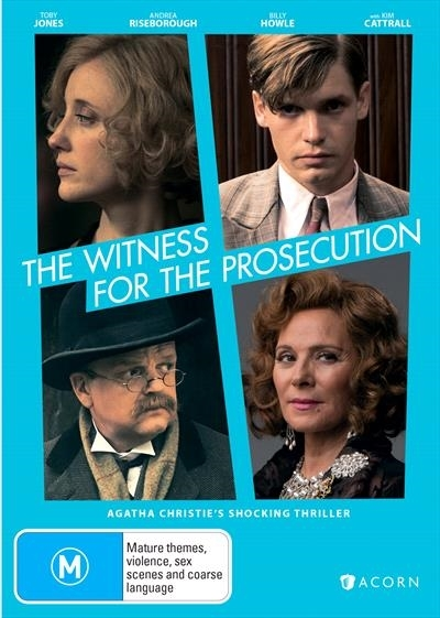 The Witness For The Prosecution on DVD