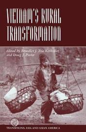 Vietnam's Rural Transformation by Benedict J. Tria Kerkvliet