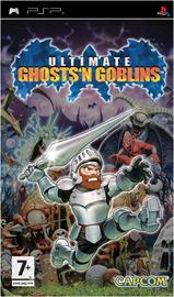 Ultimate Ghosts 'n Goblins for PSP image