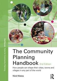 The Community Planning Handbook by Nick Wates image
